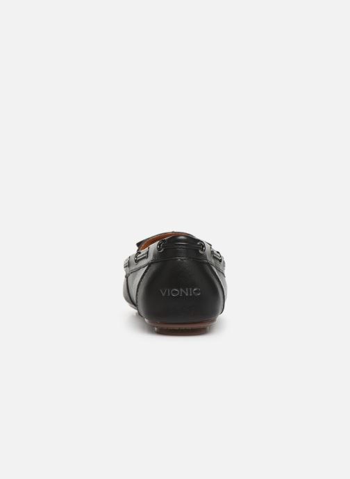 Loafers Vionic Honor Virginia L Black view from the right