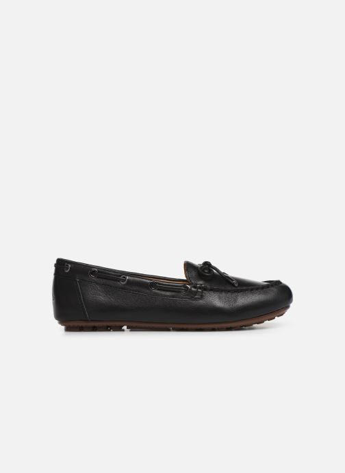 Loafers Vionic Honor Virginia L Black back view