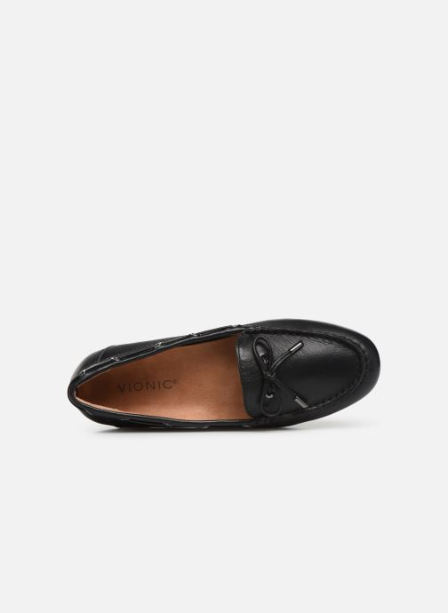 Loafers Vionic Honor Virginia L Black view from the left