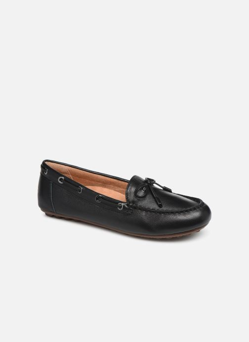 Loafers Vionic Honor Virginia L Black detailed view/ Pair view