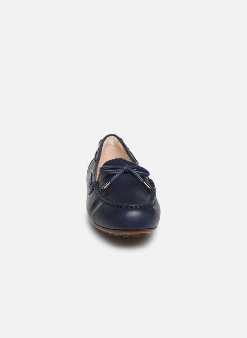 Mocassins Vionic Honor Virginia L Bleu vue portées chaussures