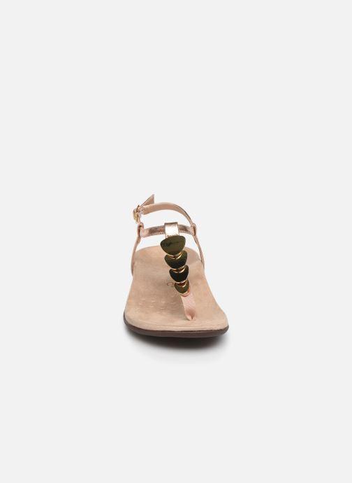 Sandales et nu-pieds Vionic Rest Miami Rose vue portées chaussures