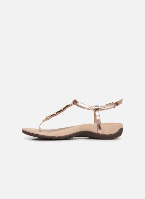 Sandales et nu-pieds Vionic Rest Miami Rose vue face