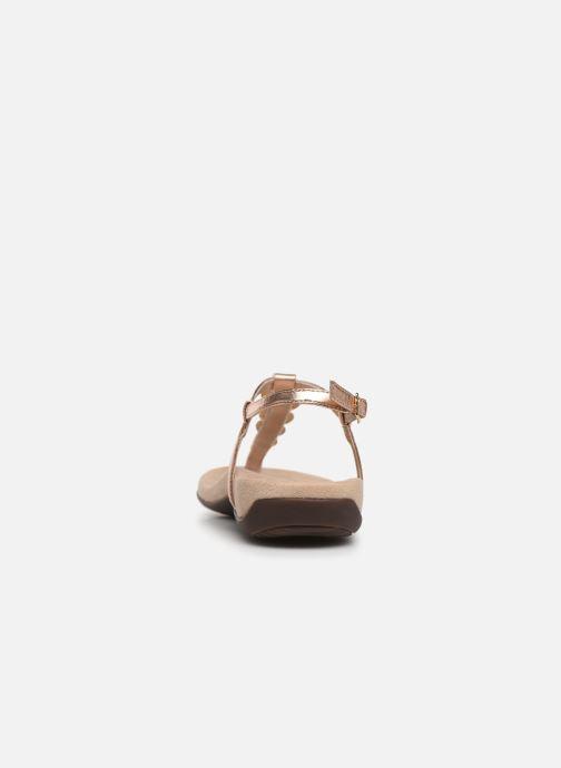 Sandales et nu-pieds Vionic Rest Miami Rose vue droite