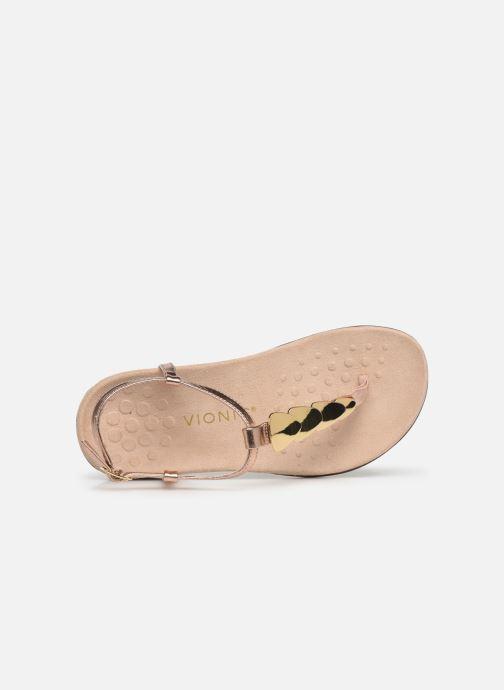 Sandales et nu-pieds Vionic Rest Miami Rose vue gauche