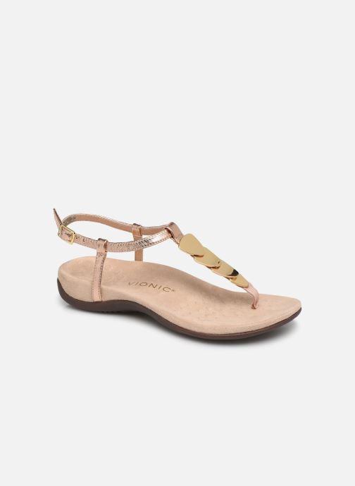 Sandales et nu-pieds Vionic Rest Miami Rose vue détail/paire