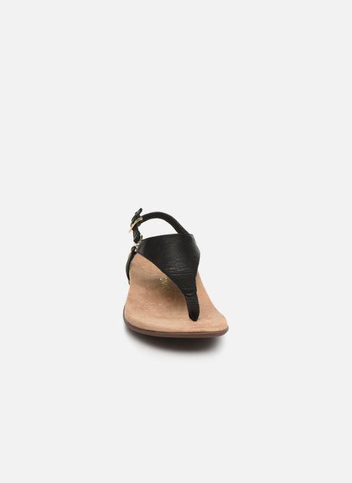 Sandales et nu-pieds Vionic Rest Kirra Noir vue portées chaussures