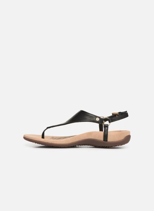 Sandales et nu-pieds Vionic Rest Kirra Noir vue face