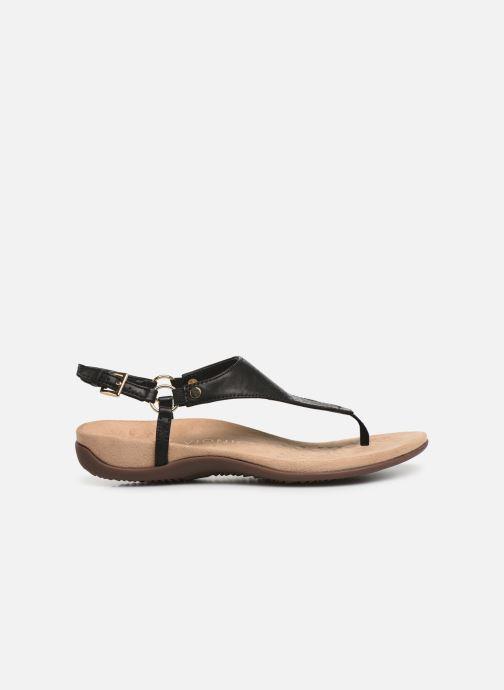 Sandales et nu-pieds Vionic Rest Kirra Noir vue derrière