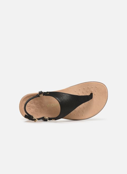 Sandales et nu-pieds Vionic Rest Kirra Noir vue gauche