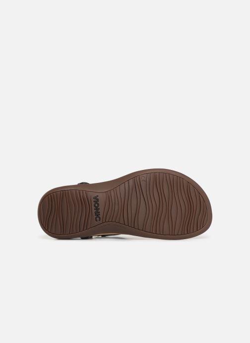 Sandales et nu-pieds Vionic Rest Kirra Noir vue haut