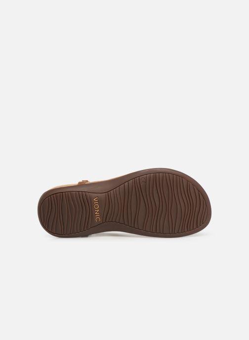 Sandales et nu-pieds Vionic Rest Kirra Marron vue haut