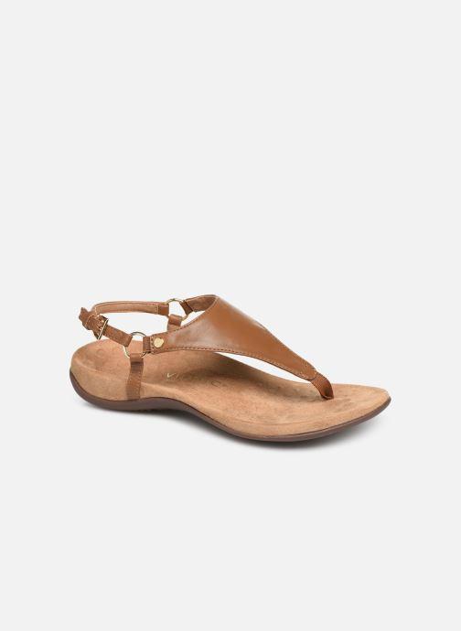 Sandales et nu-pieds Vionic Rest Kirra Marron vue détail/paire