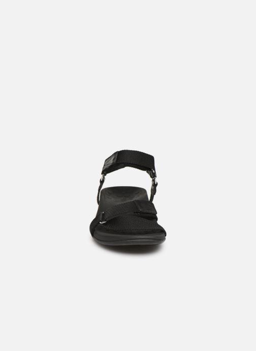 Sandales et nu-pieds Vionic Rest Cadace Noir vue portées chaussures