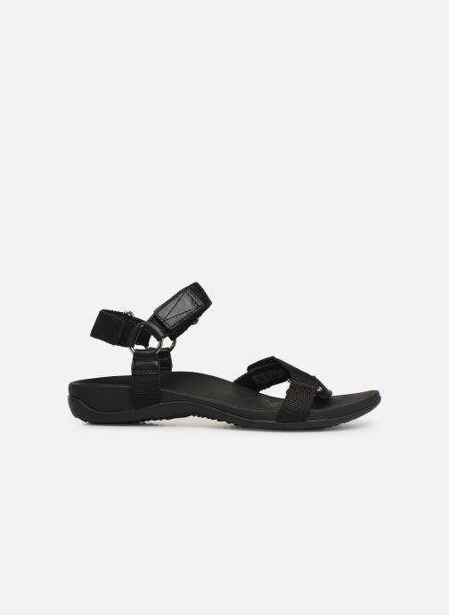 Sandales et nu-pieds Vionic Rest Cadace Noir vue derrière