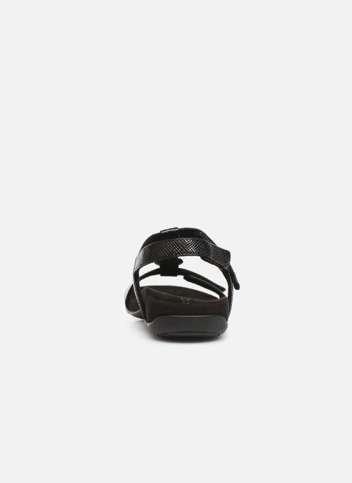Sandales et nu-pieds Vionic Rest Farra Lizard Noir vue droite