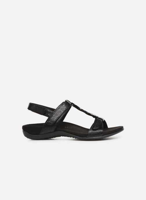 Sandales et nu-pieds Vionic Rest Farra Lizard Noir vue derrière
