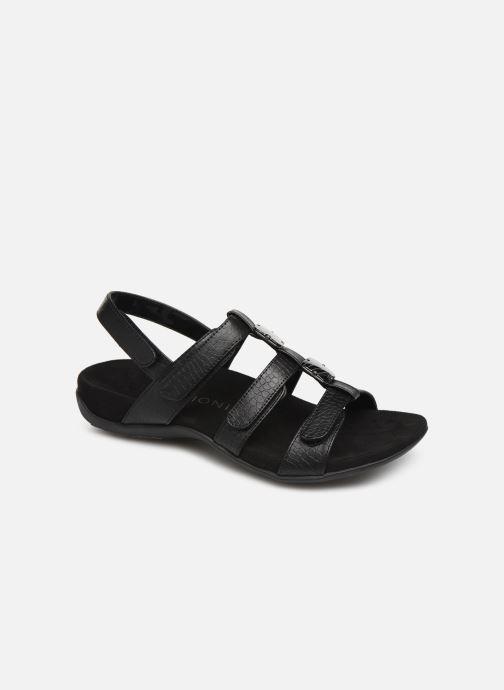 Sandales et nu-pieds Vionic Rest Amber Noir vue détail/paire