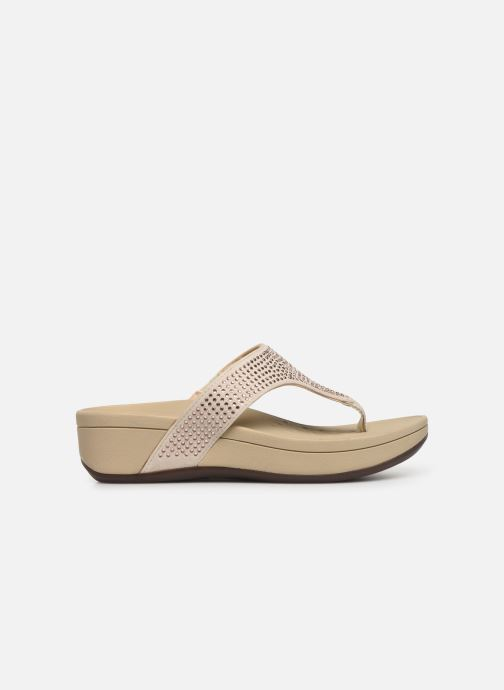 Mules & clogs Vionic Pacific Naples Beige back view