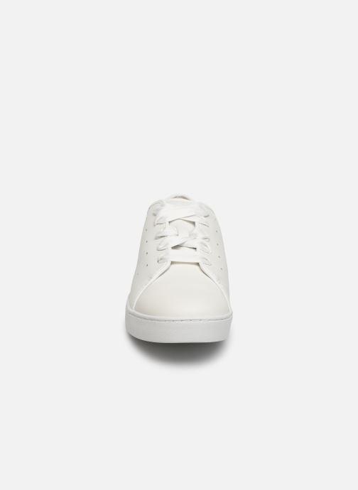 Baskets Vionic Splendid Keke Blanc vue portées chaussures