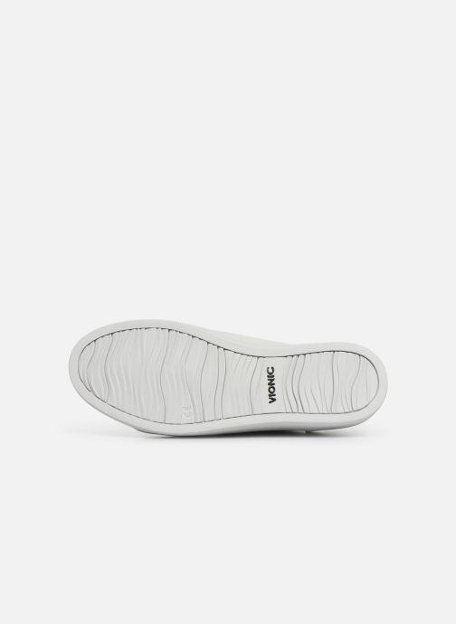 Baskets Vionic Splendid Keke Blanc vue haut