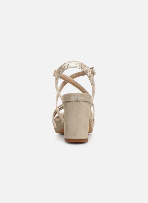 Sandalen Khrio 11031 Beige rechts