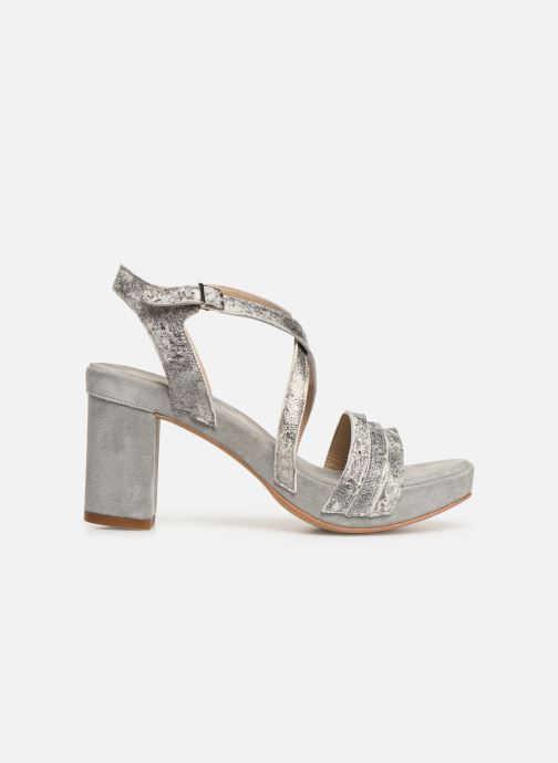 Sandals Khrio 11031 Grey back view