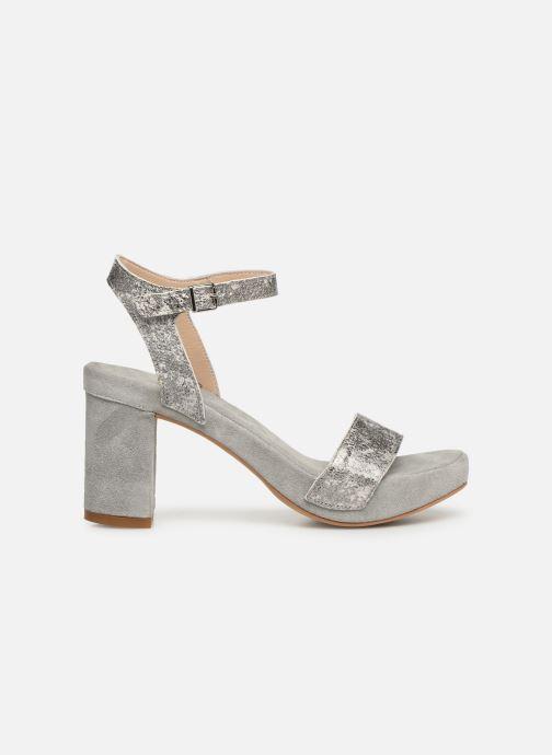 Sandali e scarpe aperte Khrio 11033 Grigio immagine posteriore