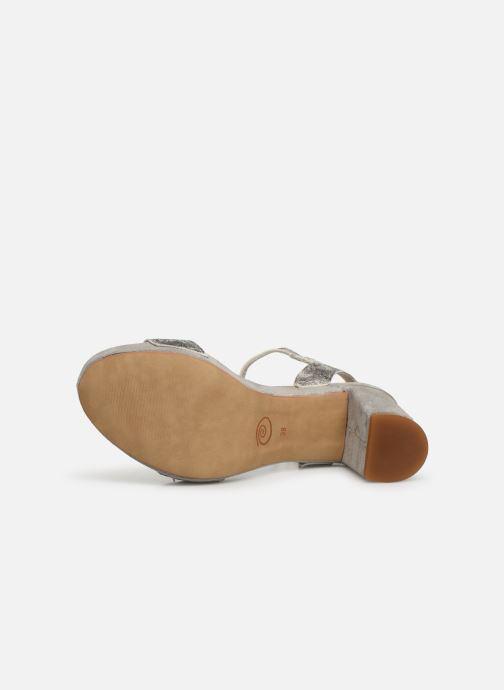 Sandali e scarpe aperte Khrio 11033 Grigio immagine dall'alto