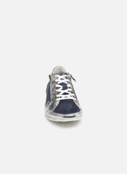 Baskets Khrio 11036 Bleu vue portées chaussures
