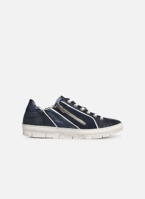 Sneaker Khrio 11037 blau ansicht von hinten