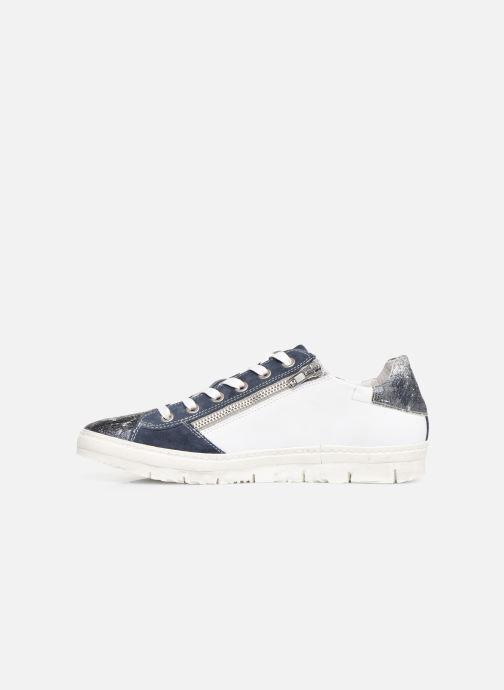Sneaker Khrio 11038 blau ansicht von vorne