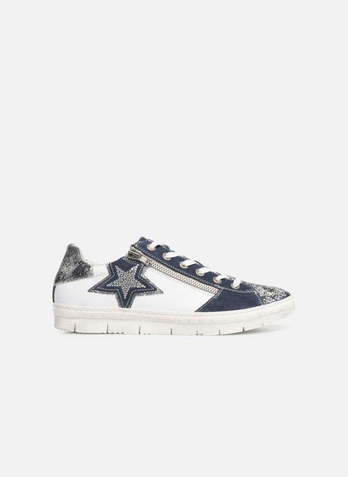Sneaker Khrio 11038 blau ansicht von hinten