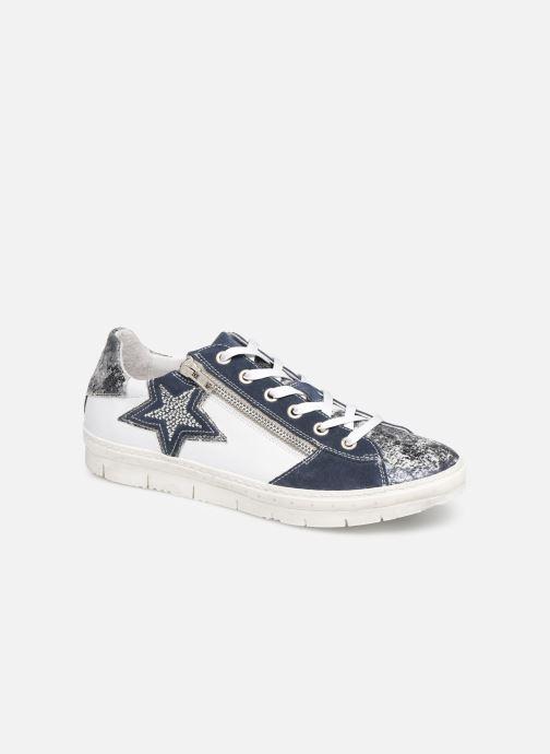 Sneaker Khrio 11038 blau detaillierte ansicht/modell