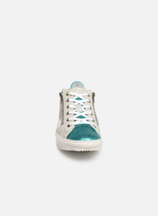 Baskets Khrio 11039 Bleu vue portées chaussures