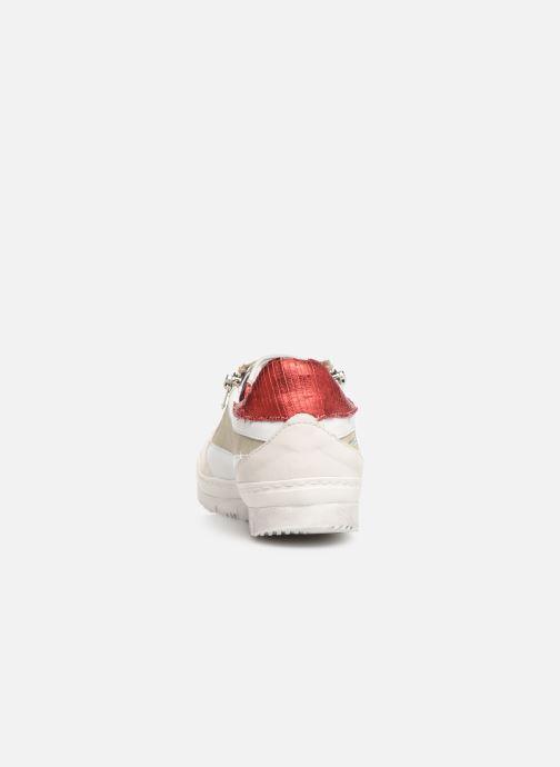 Baskets Khrio 11039 Rouge vue droite