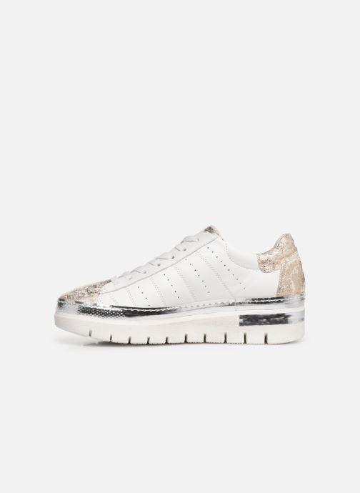 Sneakers Khrio 11042 Goud en brons voorkant
