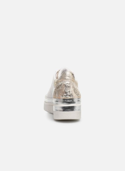 Sneakers Khrio 11042 Goud en brons rechts