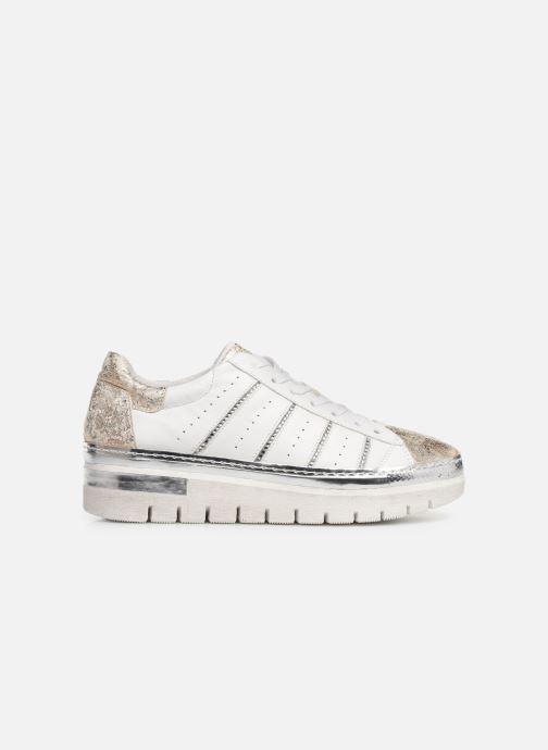 Sneakers Khrio 11042 Goud en brons achterkant
