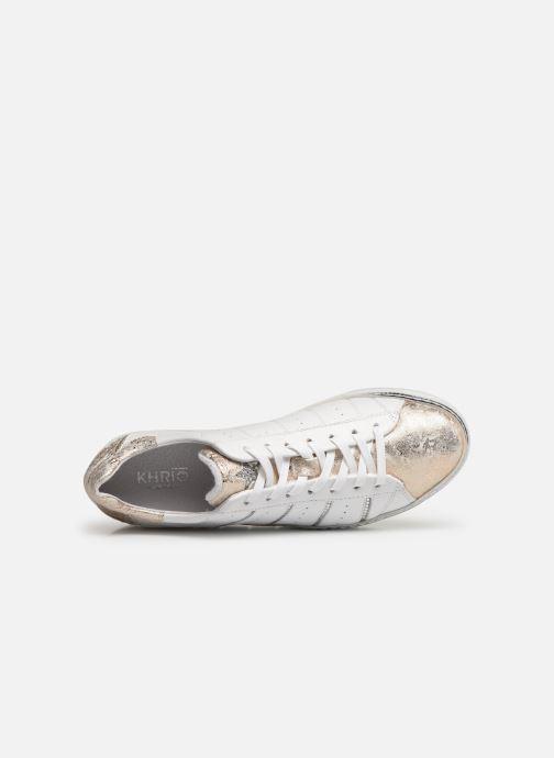 Sneakers Khrio 11042 Goud en brons links
