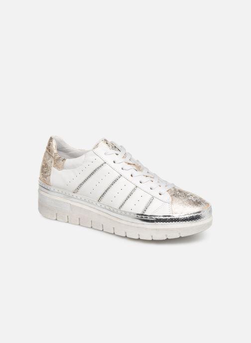 Sneakers Khrio 11042 Goud en brons detail