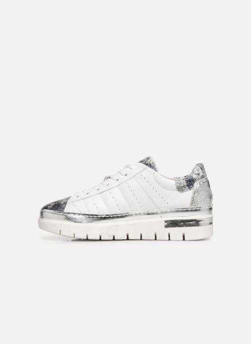 Sneakers Khrio 11042 Blauw voorkant