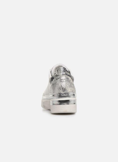 Sneakers Khrio 11042 Blauw rechts