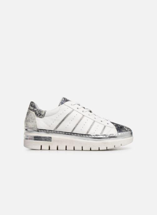 Sneakers Khrio 11042 Blauw achterkant
