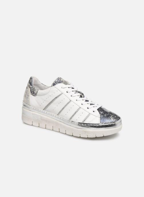 Sneakers Khrio 11042 Blauw detail