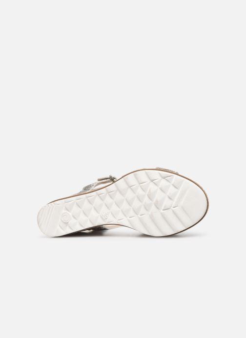 Sandali e scarpe aperte Khrio 11046 Grigio immagine dall'alto