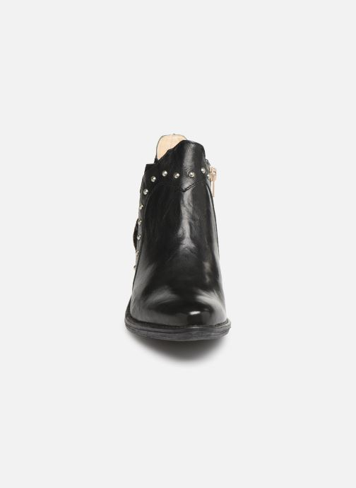 Ankelstøvler Khrio 11059 Sort se skoene på