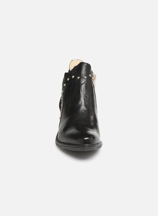 Stiefeletten & Boots Khrio 11059 schwarz schuhe getragen