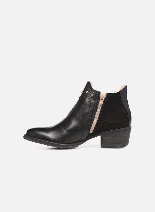 Bottines et boots Khrio 11059 Noir vue face