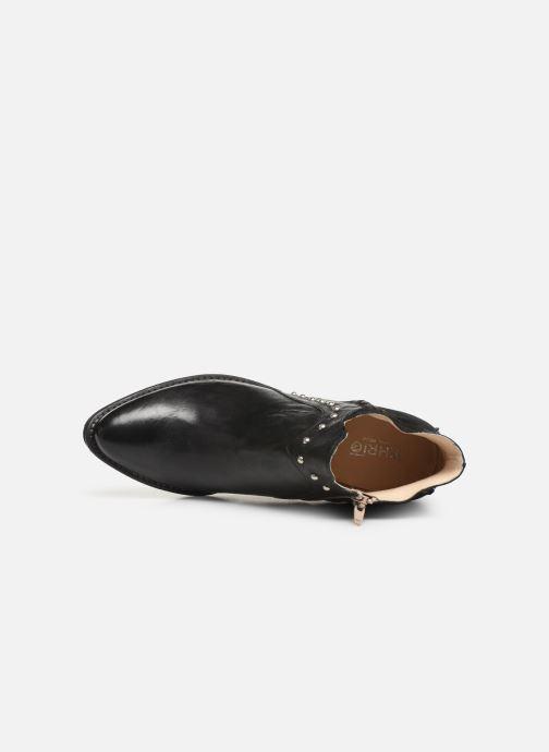 Bottines et boots Khrio 11059 Noir vue gauche